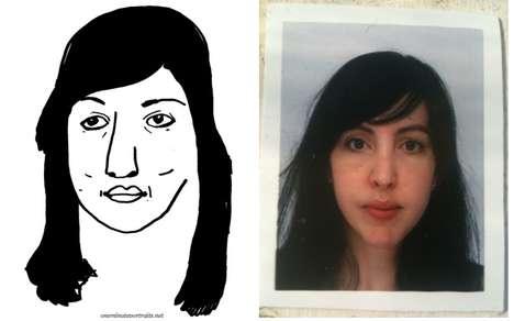 One Minute Portraits