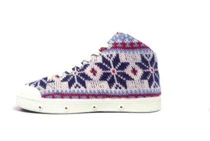 Woolly Sweater Kicks