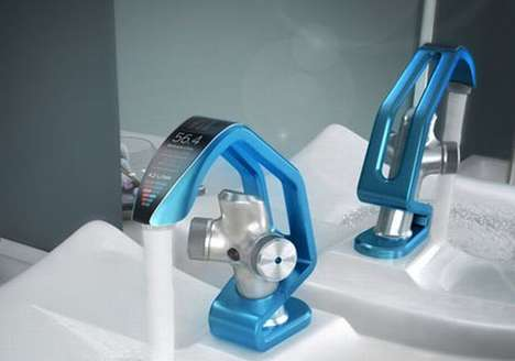 Smart Sustainable Water Faucets