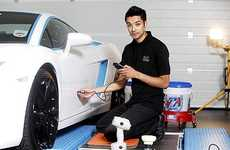 $11,000 Car Washes - Gurcharn Sahota Offers the World's Most Expensive Car Detailing Service