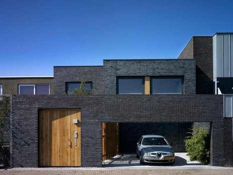 Protective Brick Housing