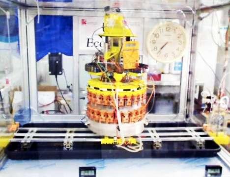 Self-Sustaining Robots