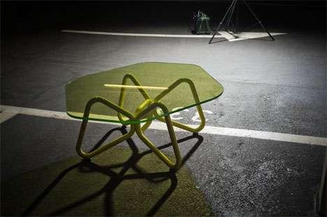 Insect-Like Home Furnishings