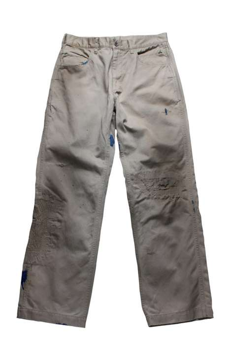 Pre-Stained Pants
