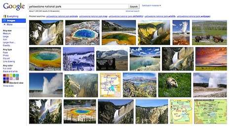 The New Google Images Search Provides More Efficient Results