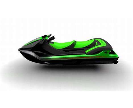 11 Jaw-Dropping Jet Skis