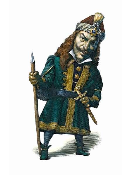 Emperor Caricatures