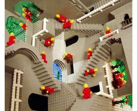17 M.C. Escher-Inspired Innovations