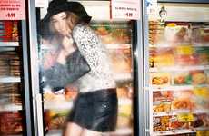 Grocery Store Pictorials - Terry Richardson 'Sisley' 2010/2011 Fall/Winter Collection Breaks Rules