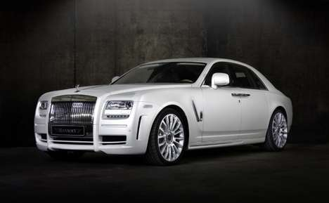Ghostly Luxury Rides