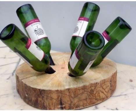 14 Innovative Wine Racks