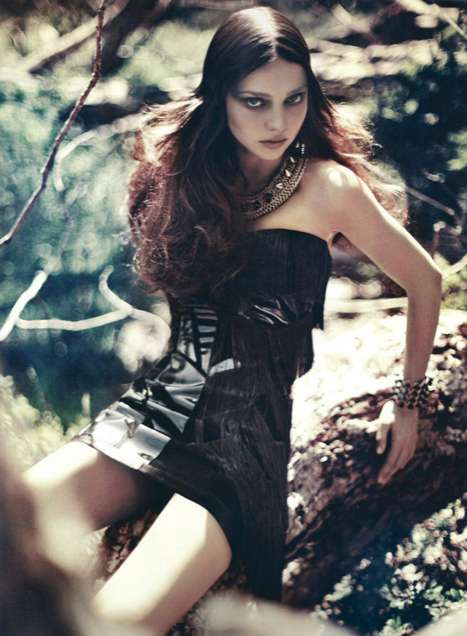 Secluded Fashion Shoots