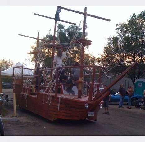 Street-Legal Pirate Ships