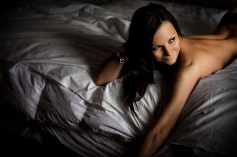 Bridal Boudoir Photography - Haute Shots Gives You the Ultra Sexy Way to Say 'I Do'