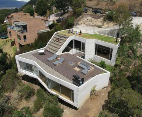 Rooftop Garden Homes