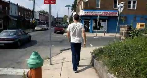 Stop Motion Walking Videos