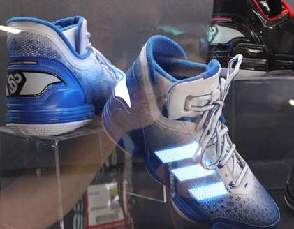 Glowing Movie-Inspired Shoes