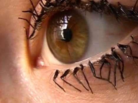 False Fly Eyelashes