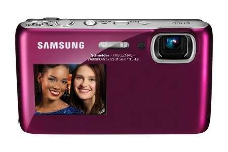 Double Screen Cameras
