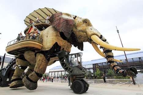 Life-Like Robot Mammals