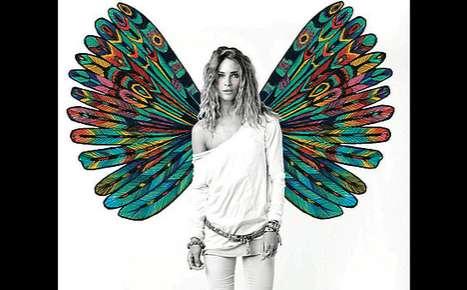 Kaleidoscopic Wings