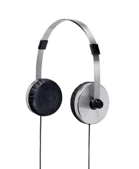 Futuristic Headphones