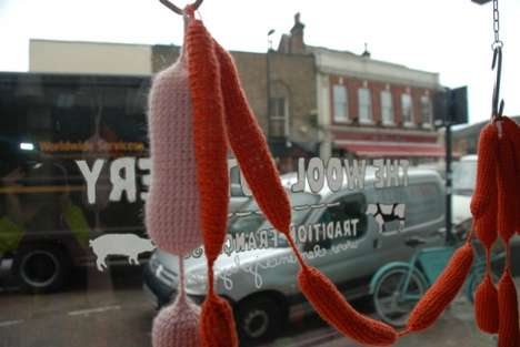 Crochet Butcher Shops
