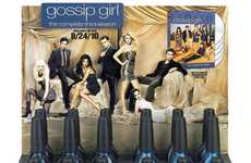Socialite Nail Art - These Gossip Girl Nail Polish Colors are For Die-Hard Fans