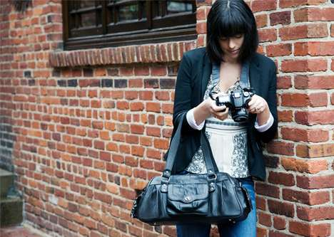 Protective Camera Purses