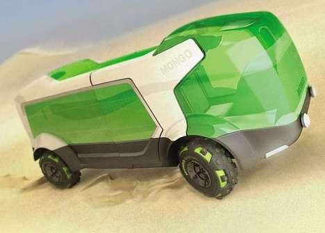 Eco Desert Trucks