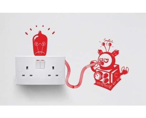 19 Creative Light Switches