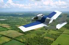 Next-Gen Flying Cars