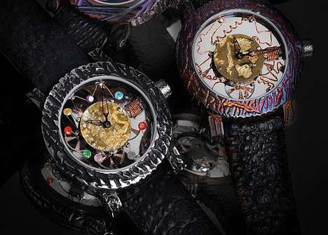 Lightning Strike Timepieces