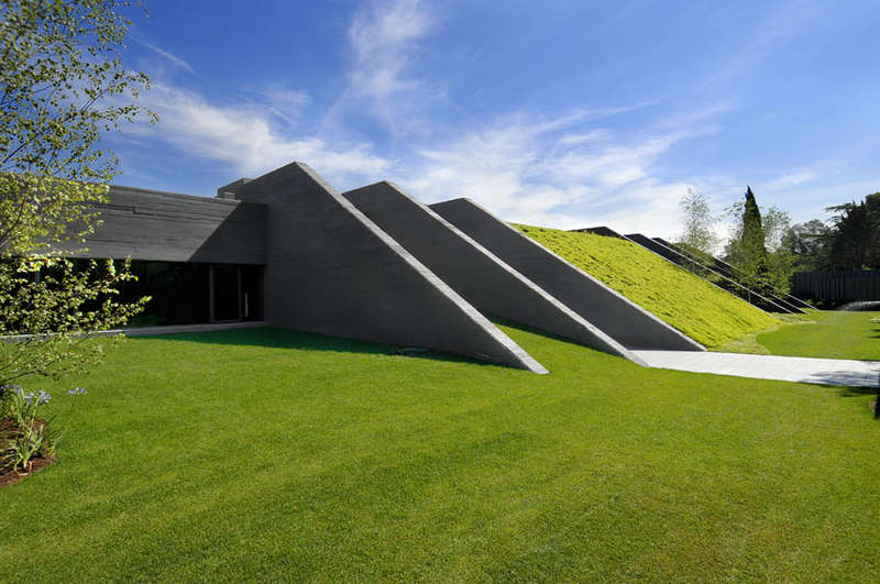 underground homes - Concrete Home Designs