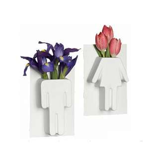 Gender-Specific Flower Pots