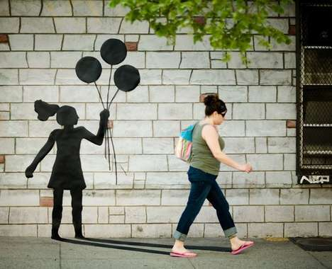 30 Examples of Playful Street Art
