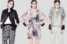 Fluid Urban Fashions - The Cut25 Resort 2011 Collection Targets Sexy, Sophisticated Women