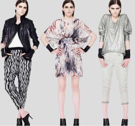 Fluid Urban Fashions
