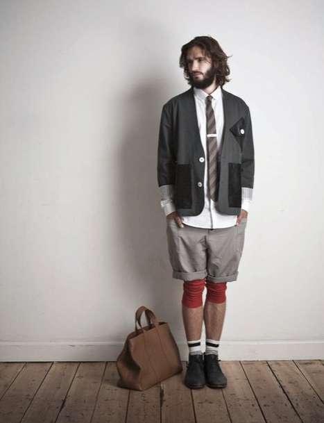 Rugged Schoolboy Fashions