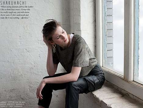 Contemplative Fashion Lookbooks