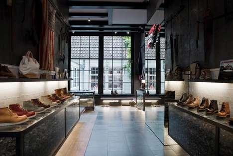 Historic Retail Displays