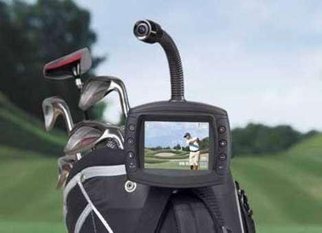 Caddy Bag Cameras