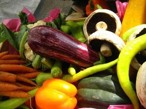 Weekday Vegetarianism