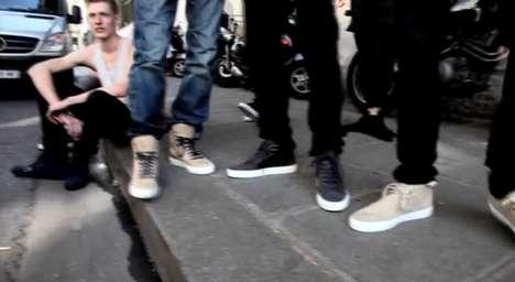 Foot-Focused Street Videos