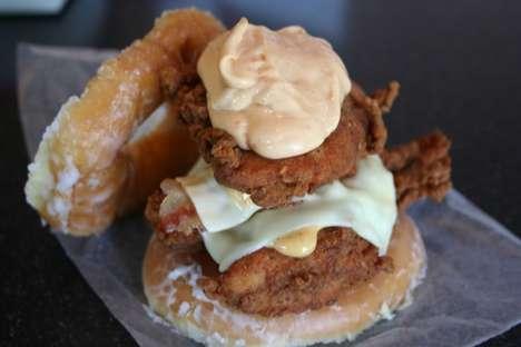 Cholesterol-Boosting Burgers