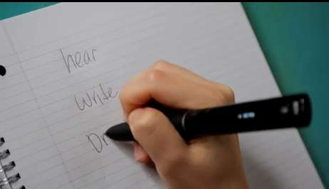 Intelligent Writing Devices