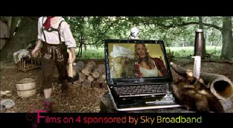 Sky Broadband Invites You to Live 'Happily Ever After'