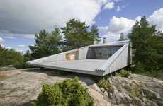 Spacious Dock Homes - 'Villa Mecklin' in Velkua is Small Yet Big at the Same Time