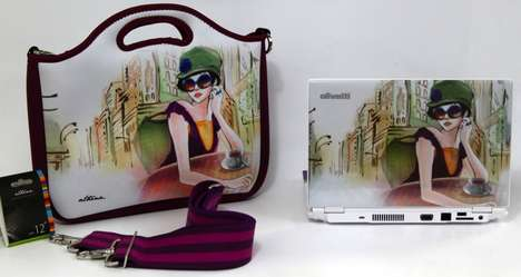 Fashionable Laptop Lids