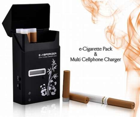 Charging Cigarette Cases